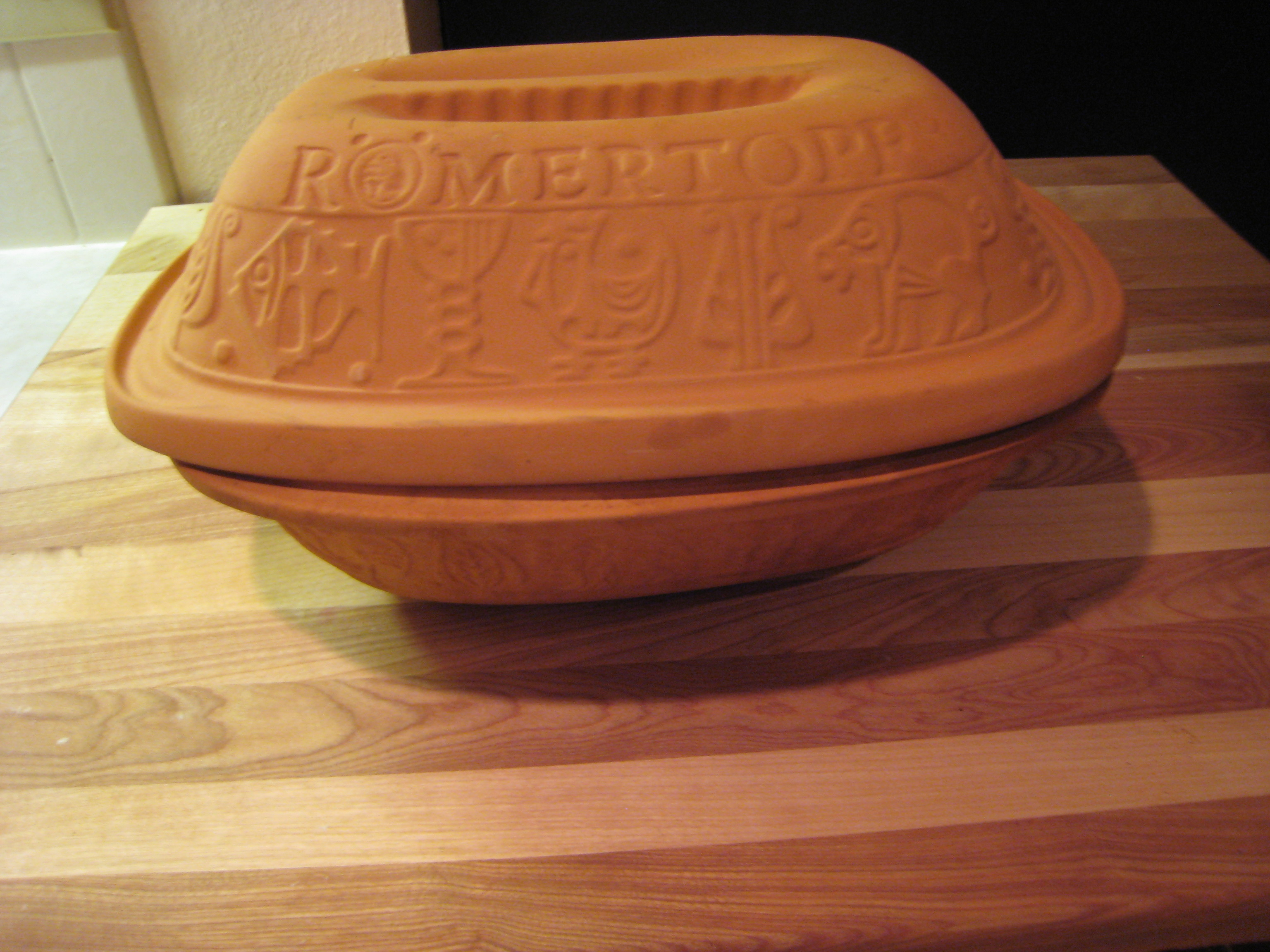 How to Cook in an Unglazed Clay Pot How to Cook in an Unglazed Clay Pot new picture