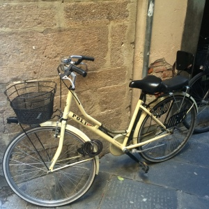 bicycle in lucca