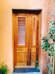 doors in Vernazza