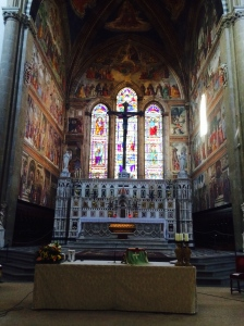 Santa Maria Novella Church Florence